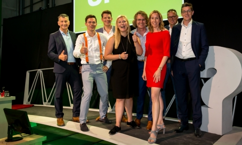 Matchmaking Meetup Holland ConTech groot succes