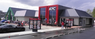 KFC en Eating point Veenendaal
